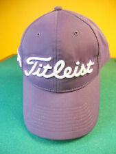 Titleist TCU Horned Frogs Snrapback Golf Hat Cap Purple