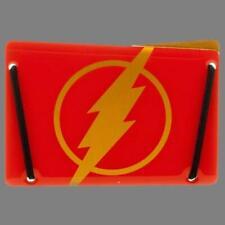The Flash Comics Aluminum Card Wallet Ultra Thin Rfid Blocking Nwt