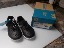 Surprize by Stride Rite Toddler Boys Tex Land and Water Shoes Size 8 Black