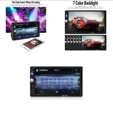 "7"" Car Radio Video 2Din Bluetooth Hands-Free FM/TF/USB MP5 Player+Remote Control"