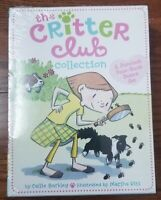 Childrens Books The Critter Club Collection: A Purrfect Four-Book Boxed Set New