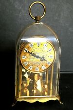 Vintage German Schmid 8-Day Anniversary Clock