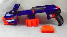 Nerf N-Strike Elite Hail Fire Gun with 6 Dart Magazine Clip - WITHOUT GUARD
