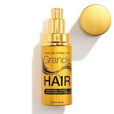GrandeHAIR Grande Hair Professional Strength Rejuvenation Growth Treatment NEW