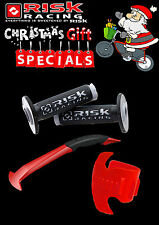 RISK RACING Motocross Gift SEAL DOCTOR SMALL 45-55 / Fusion Grips  / Mud Axe