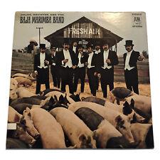 BAJA MARIMBA BAND - Fresh Air LP Julius Wechter 1969 A&M 4200 Stereo Jazz
