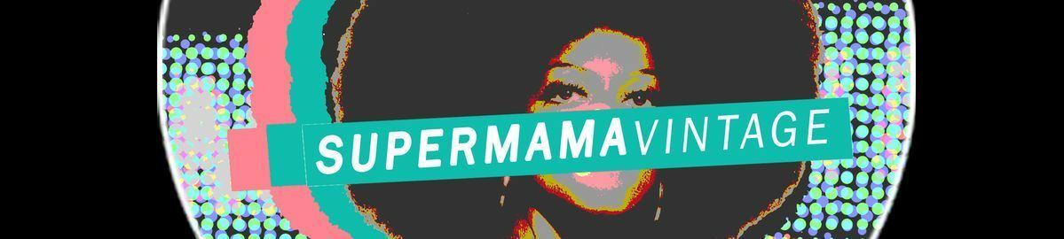 SuperMama Vintage T-Shirts and More