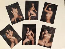 Lot 9 Sexy photos girl 4x6 Inch