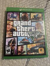 New listing Grand Theft Auto V 5 Xbox One (Xbox One, 2014) Gta V