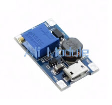 5Pcs DC-DC 2A Step Up Booster Board Module 2/24V - 5/9/12 / 28V Replace XL6009