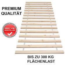 Rolllattenrost Lattenrost Rollrost Holzlatten Bettrost Latten versch. Modelle