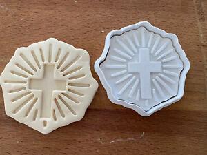 Cross (2) Cookie  Cutter