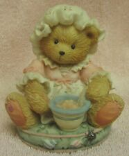 Vtg 1993 Cherished Teddies Little Miss Muffet, Never Afraid With You at My Side