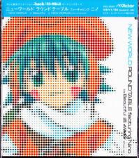 .hack//Legend of the Twilight Bracelet - New World / Round Table  JAPAN ANIME CD