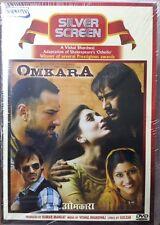Omkara - Ajay Devgn, Kareena - Hindi Movie DVD / English Subtitles / Region Free