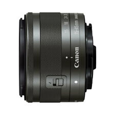Canon EF-M 15-45mm f/3.5-6.3 IS STM Black Lens Graphite EF-M15-45ISSTM