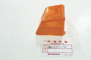 HONDA PLASTICA FRECCIA ANTERIORE DX LEAD 50-PEUGEOT 50   33650-GY9-900
