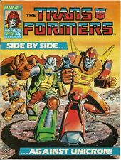MARVEL COMICS UK - THE TRANSFORMERS #151