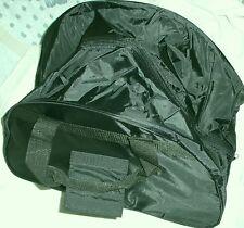 "Referee Equipment Bag 19"" L Black"