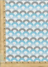Cotton Quilting Sew Flannel Fabric David Textiles Bunny Ears Claire Bella 9014