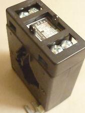 Neuberger Wandler für Amperemeter Strommessung Stromwandler 600/5 - used - TOP