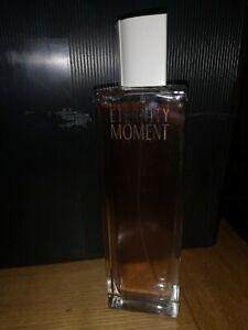 Calvin klein eternity moment perfume 100ml Full No Box