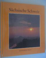 Sächsiche Schweiz / Bildband von Bernd Grundmann