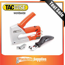 Tacwise Z1-53 Staple Gun. Staple Tacker  Kit with Staples and Remover  Clearance