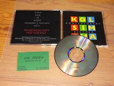 KOL SIMCHA - CONTEMPORARY KLEZMER / 6 TRACK LIMITED-CD 1993 MINT!