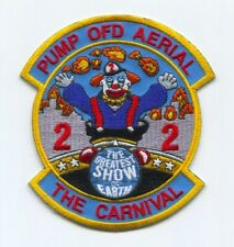 Canada ON - Ottawa Fire Department Station 22 Patch Clown