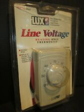 Line Voltage Thermostat, Lux #LV21042