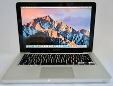 "Apple MacBook Pro A1278 13.3"" Core i7 2.7GHz 8GB 500GB HDD MC724B/A (Early 2011)"