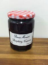 Bonne Maman French Raspberry Conserve 750g Raspberry Jam , Baking , Compote