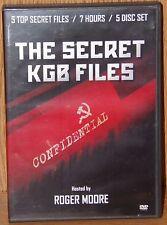 The Secret KGB Files - Sex, UFO, Abductions, Paranormal, JFK - Roger Moore
