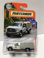 2019 Matchbox '10 Ford F-150 Animal Control Truck