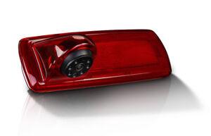 Pour Opel Vivaro B Avec Hayon Arrière Appareil Photo Caméra Dans 3. Feux de Stop