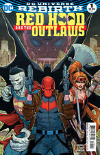 RED HOOD AND THE OUTLAWS #1, New, First print, DC Comics (2016)