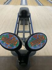 4 Complete Bowling lanes