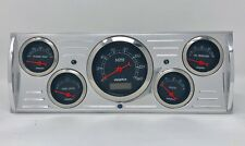 1941 1942 1943 1944 1945 1946  Chevy Truck 5 Gauge Cluster Black