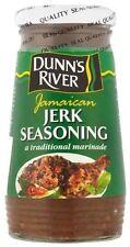 Dunn's River Jamaican Jerk Seasoning Traditional Caribbean Meat Marinade