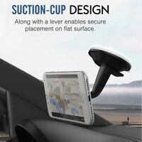 Top Magnetic Cell Phone Holder for Car Windshield Dashboard Suction Mount Stand.