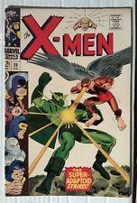 X-Men#29 *FN* Mimic Quits (1967) Stan Lee Marvel Comics Movie