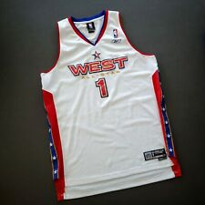 100% Authentic Tracy Mcgrady Reebok 2005 All Star Game Jersey Size XL Mens