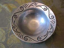 Lenox  Bowl Spyro Metal Silverware