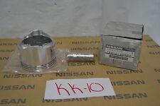 FITS NISSAN 1990-1997 D21 Pickup 2.4L SOHC PISTON W/ PIN NEW  12010-86G20