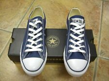 Converse Chucks All Star OX Größe 43  blau NAVY M9697C Neu Sneaker