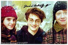 Daniel Radcliffe-Grint-Watson++Autogramm+TOP+2