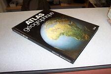 ATLAS GEOGRAPHIQUE EDITIONS ATLAS 1985