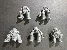 Warhammer 40k Space Wolves Wolf Guard Terminators x5 Legs Bits