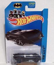 HOT WHEELS BATMAN BATMOBILE #61 2014 HW CITY DIECAST CAR NRFP hwe